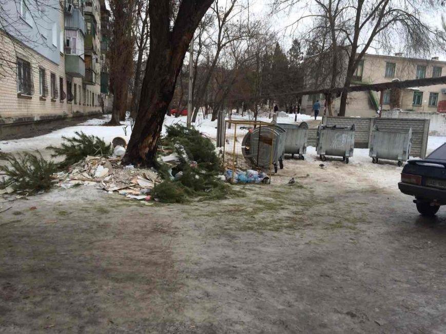 Новомосковск 0569 свалка