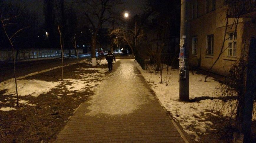 Одесские тротуары очистят от льда в мае (ФОТО), фото-2
