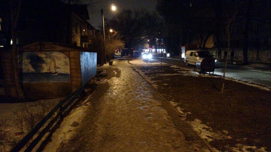Одесские тротуары очистят от льда в мае (ФОТО), фото-1