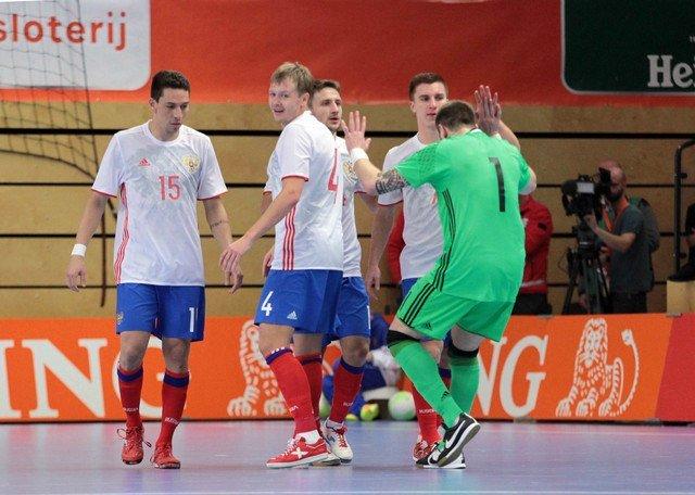 Сергей Абрамов забил в Голландии, фото-6