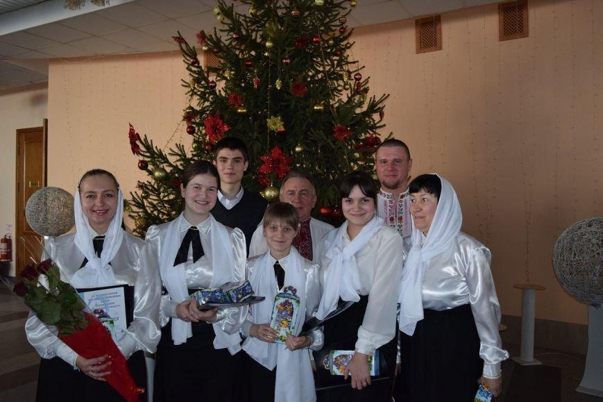 В Авдеевке возрождают традиции церковного пения (ФОТО), фото-1