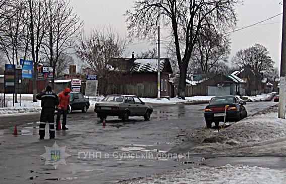 ДТП на Сумщине: 19-летний водитель сбил 16-летнюю девушку (ФОТО), фото-2
