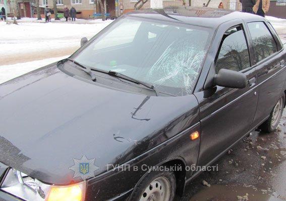 ДТП на Сумщине: 19-летний водитель сбил 16-летнюю девушку (ФОТО), фото-3