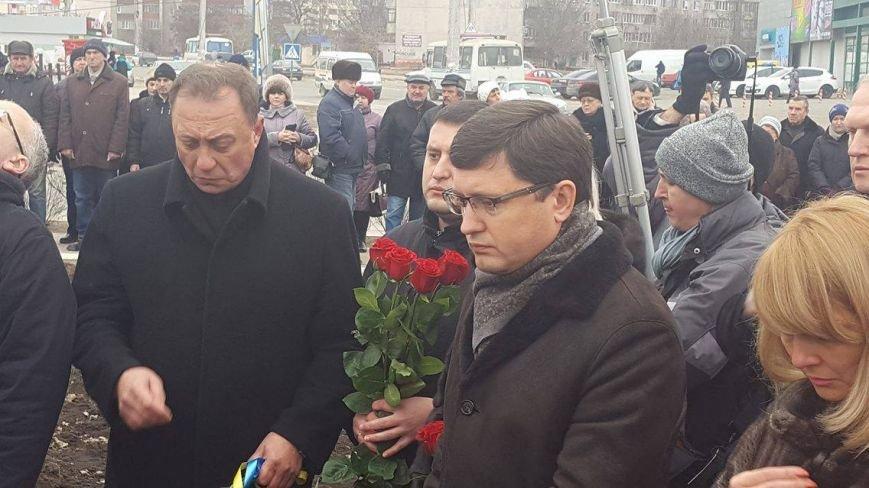 """В Мариуполе ко второй годовщине обстрела  """"Восточного"""" появился новый памятник (ФОТО), фото-4"""