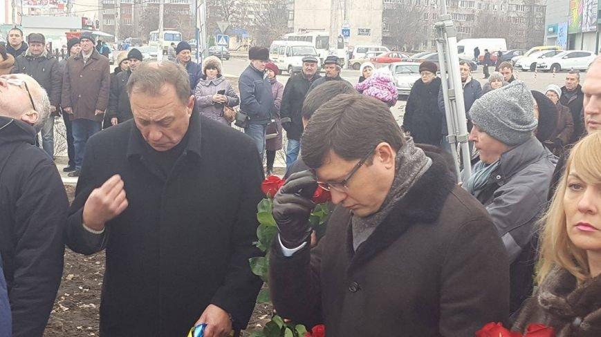 """В Мариуполе ко второй годовщине обстрела  """"Восточного"""" появился новый памятник (ФОТО), фото-5"""