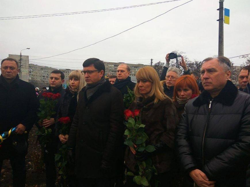 """В Мариуполе ко второй годовщине обстрела  """"Восточного"""" появился новый памятник (ФОТО), фото-2"""