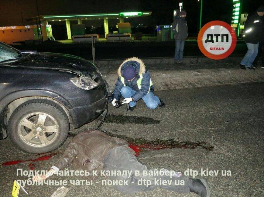 Ужасная авария: возле Жулянского моста под колеса авто попал пешеход нарушитель (ФОТО 18+), фото-9