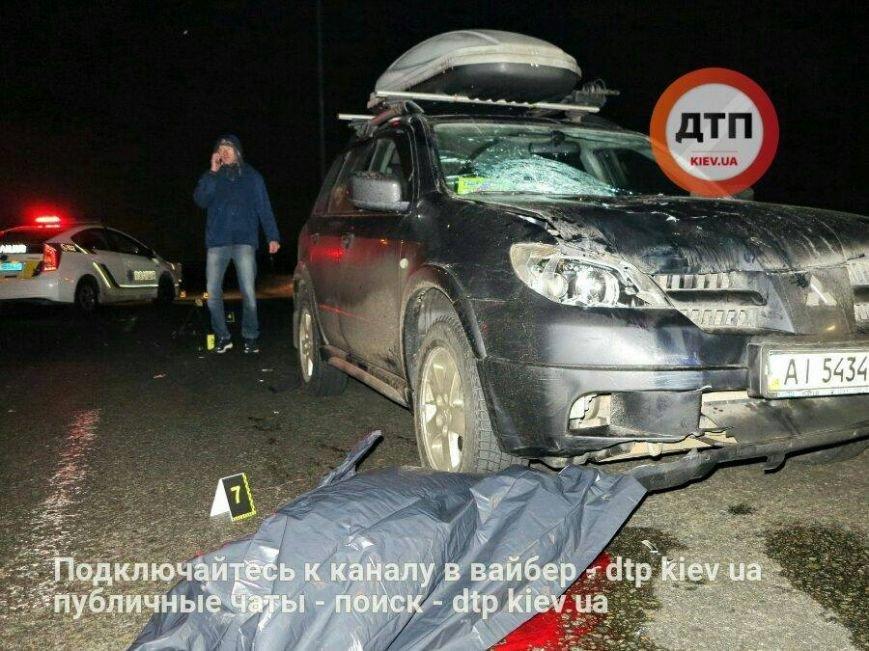 Ужасная авария: возле Жулянского моста под колеса авто попал пешеход нарушитель (ФОТО 18+), фото-6