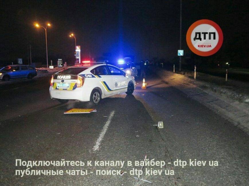 Ужасная авария: возле Жулянского моста под колеса авто попал пешеход нарушитель (ФОТО 18+), фото-5