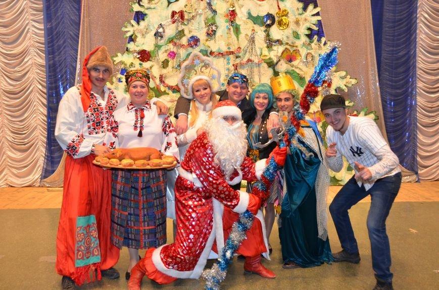 «Чудеса под Новый год» - детский праздник, организованный ПАО «ЗТР», фото-3