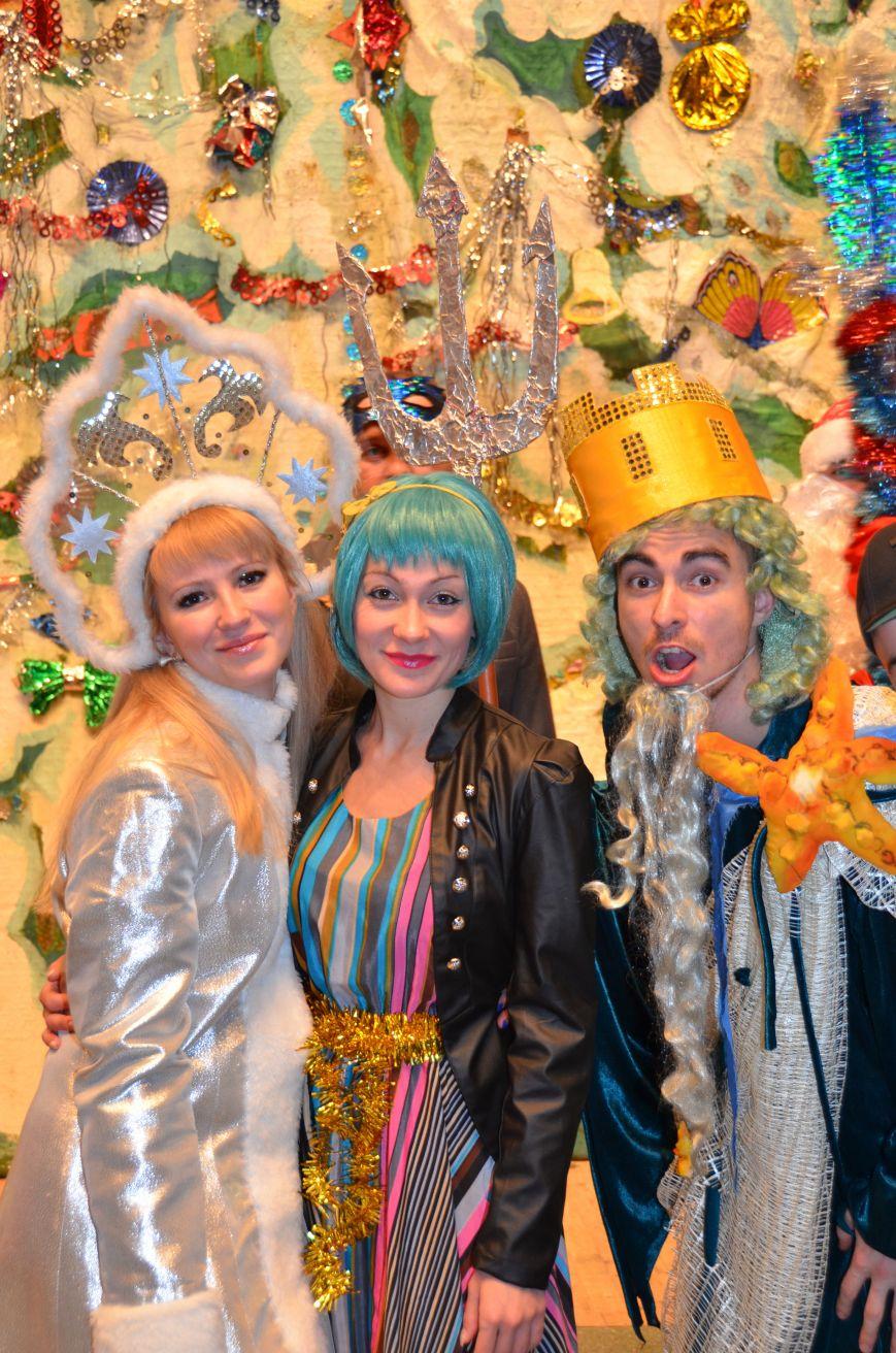 «Чудеса под Новый год» - детский праздник, организованный ПАО «ЗТР», фото-1