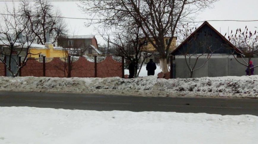 В Сумах автомобиль протаранил забор (ФОТО), фото-4