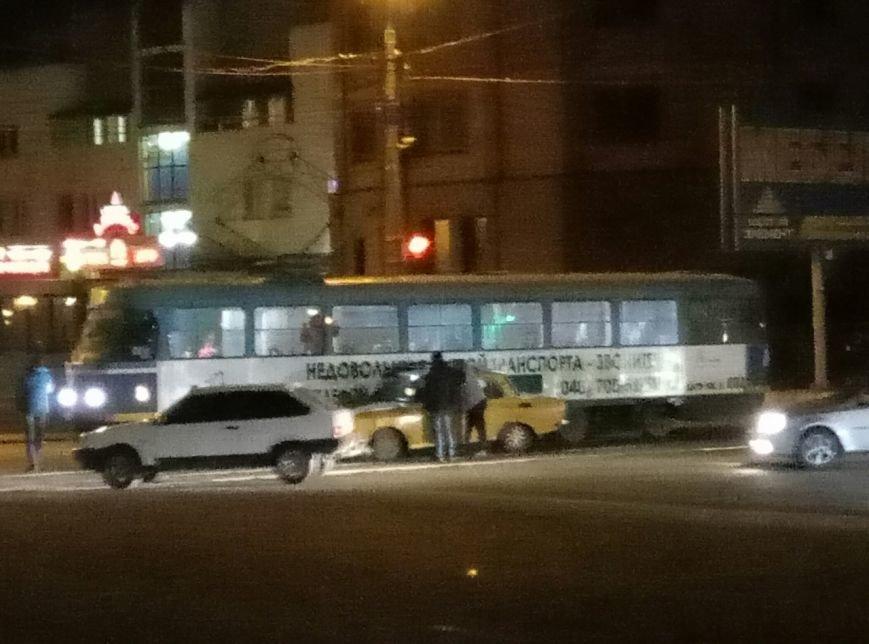 В Одессе трамвай попал в ДТП (ФОТО), фото-1