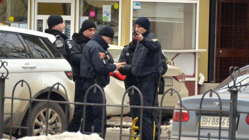 В центре Одессы на детской площадке произошло нападение с ножом (ФОТО), фото-2