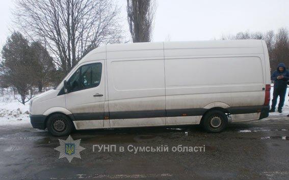 На Сумщине арестовали автомобили, перевозившие более 4 тонн мяса (ФОТО), фото-4