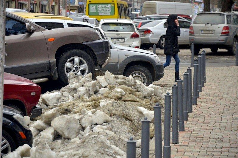 Возле Привоза объявился Царь горы и мастер парковки (ФОТО), фото-4