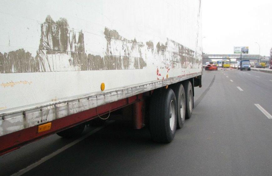 ДТП на Броварському проспекті: є постраждалі (Фото), фото-2