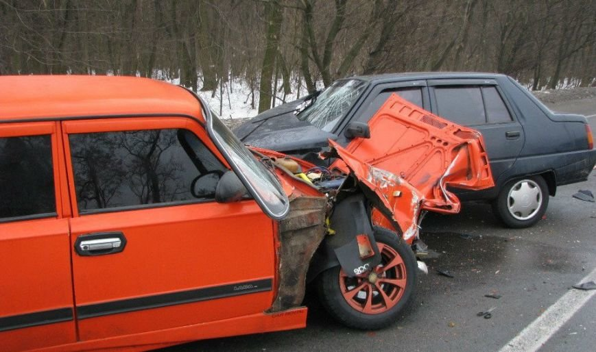 ДТП на Броварському проспекті: є постраждалі (Фото), фото-3