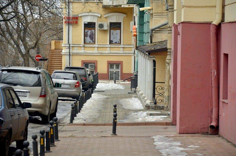 В центре Одессы коммунальщики забросили скверы (ФОТО), фото-8