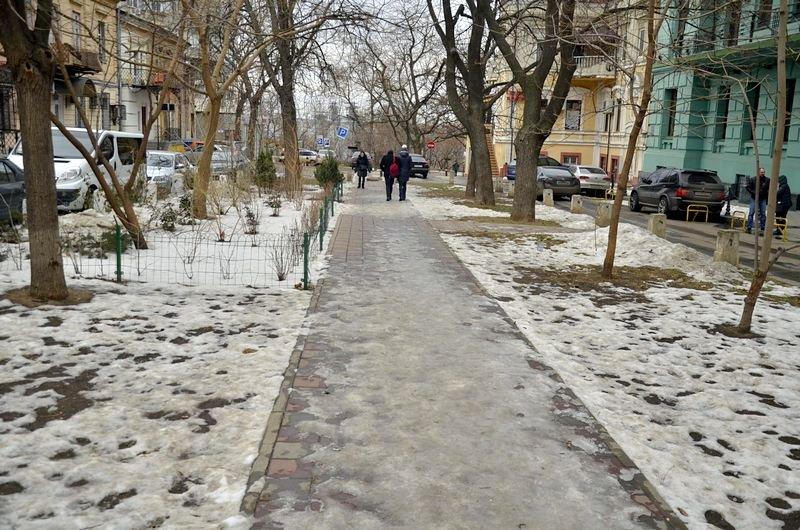 В центре Одессы коммунальщики забросили скверы (ФОТО), фото-4
