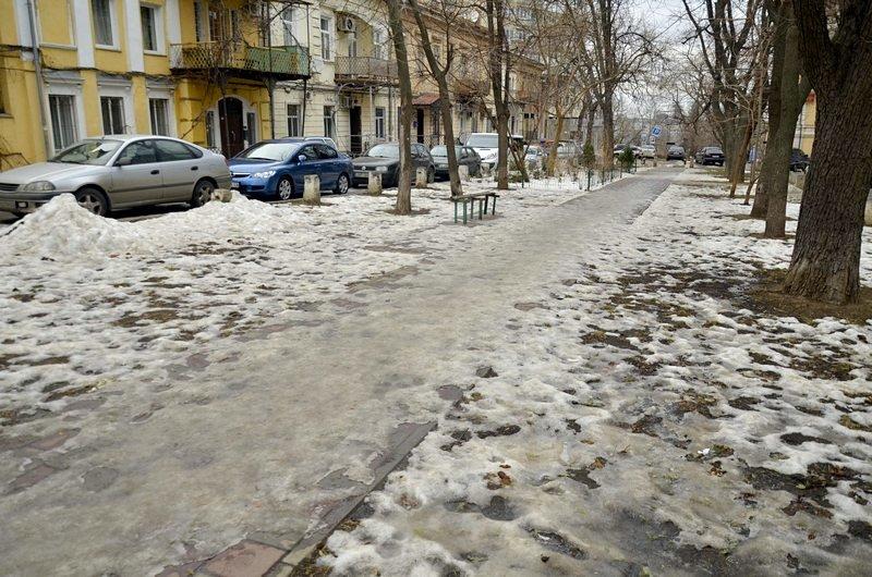 В центре Одессы коммунальщики забросили скверы (ФОТО), фото-6