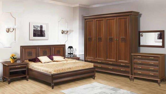 лаура нова спальня
