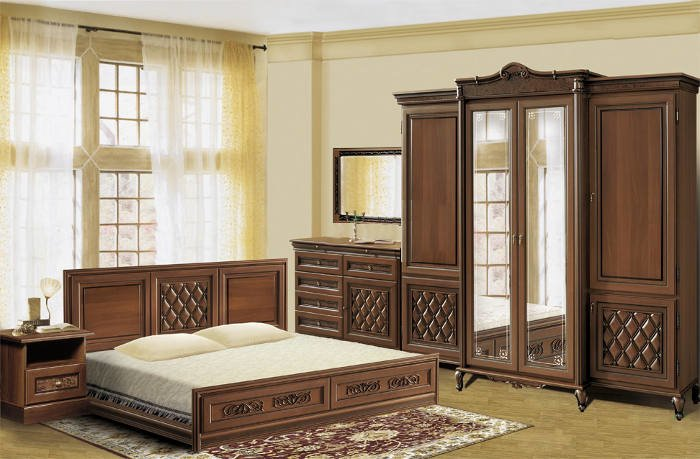 новіта спальня