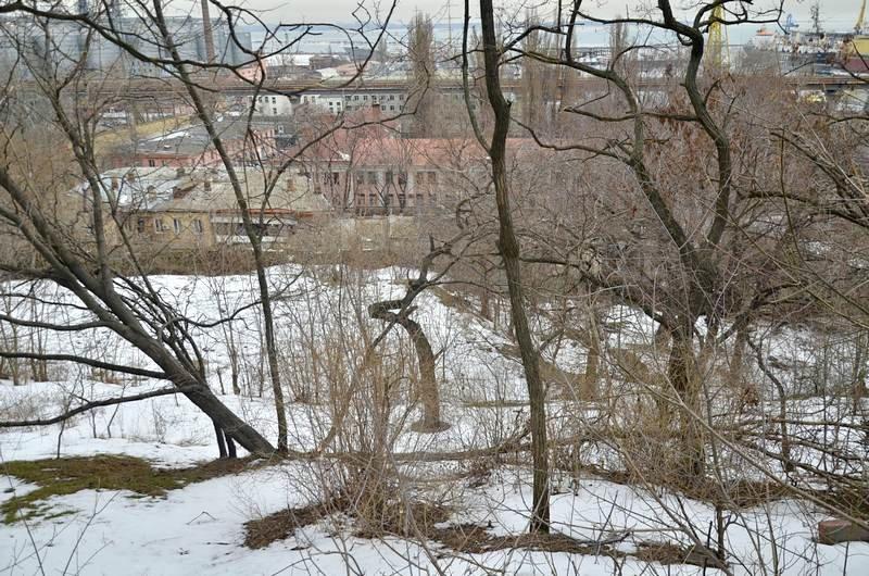 В Одессе сквер не дождался декоммунизации и благоустройства (ФОТО), фото-21