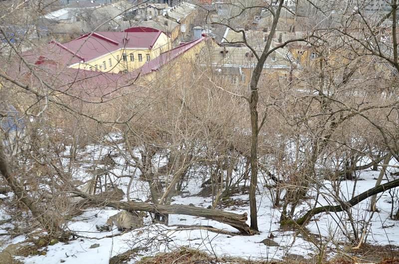 В Одессе сквер не дождался декоммунизации и благоустройства (ФОТО), фото-29