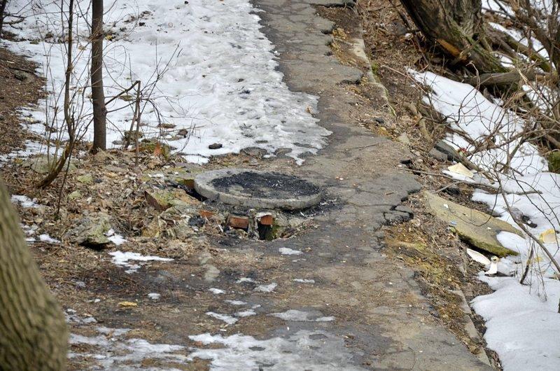 В Одессе сквер не дождался декоммунизации и благоустройства (ФОТО), фото-12