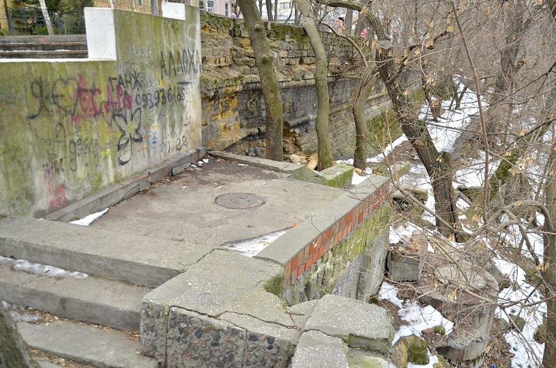 В Одессе сквер не дождался декоммунизации и благоустройства (ФОТО), фото-10