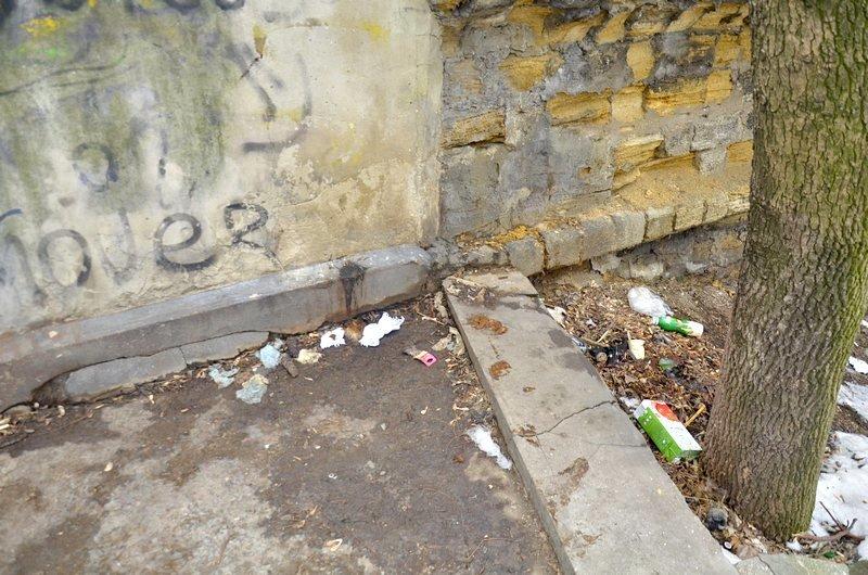 В Одессе сквер не дождался декоммунизации и благоустройства (ФОТО), фото-11