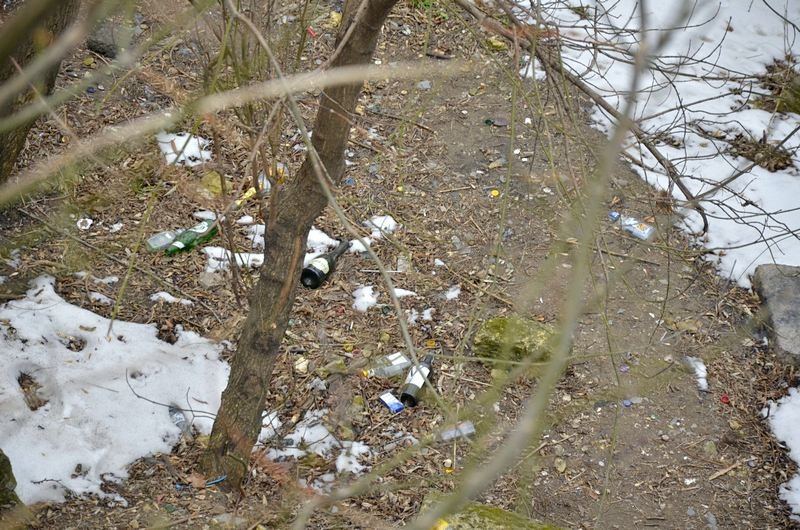 В Одессе сквер не дождался декоммунизации и благоустройства (ФОТО), фото-8