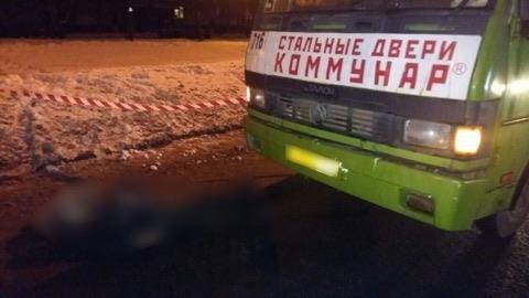 "На Салтовке ""маршрутка"" насмерть сбила пешехода (ФОТО), фото-2"