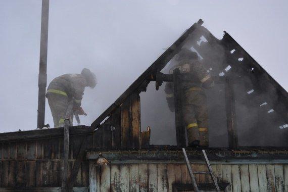 На даче недалеко от Нижневартовска погибла женщина, фото-2