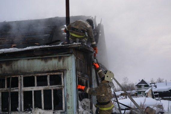 На даче недалеко от Нижневартовска погибла женщина, фото-1