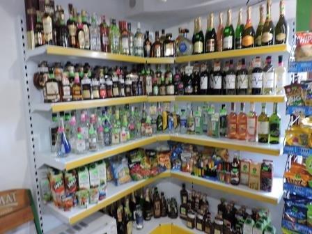 В Мариуполе в  магазине на Гавани продавали жидкость неизвестного происхождения (ФОТО), фото-1