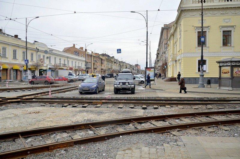 В центре Одессы появилась нелегальная парковка (ФОТО), фото-2
