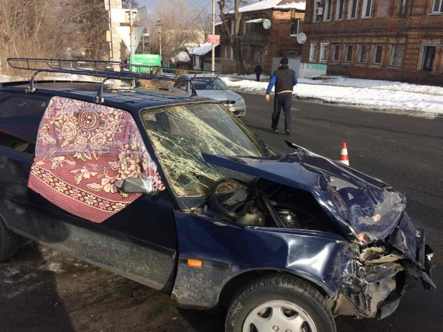 ДТП в Днепре: есть пострадавшие (ФОТО), фото-6