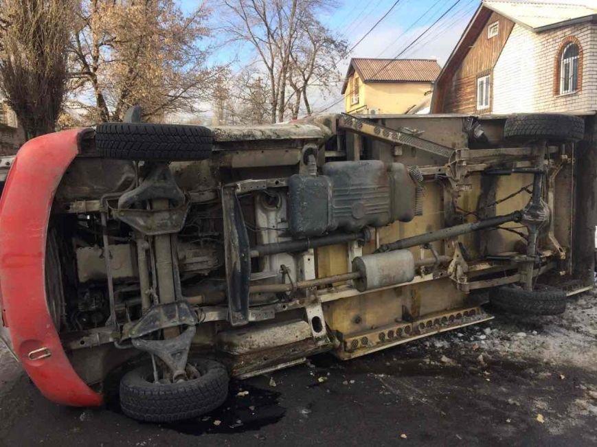 ДТП в Днепре: есть пострадавшие (ФОТО), фото-4