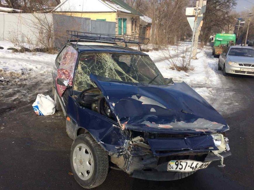 ДТП в Днепре: есть пострадавшие (ФОТО), фото-5