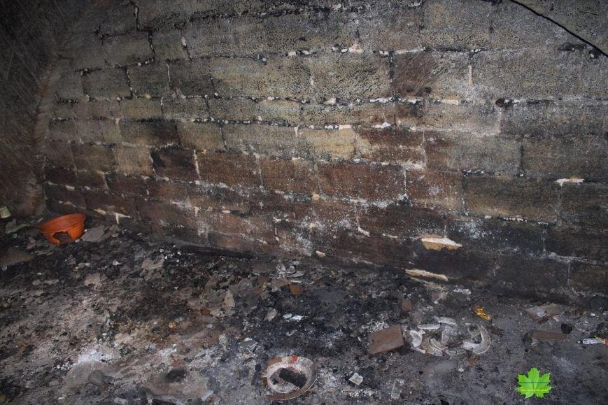 Внутри Потемкинской лестницы нашли гигантскую свалку и чьи-то кости (ФОТО), фото-15