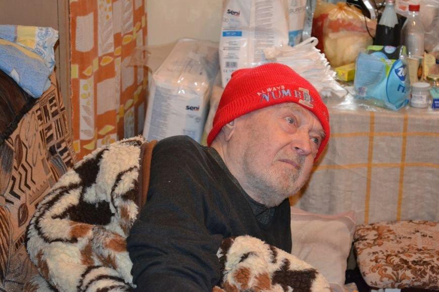 Нужна адресная помощь Алупкинскому ветерану ВОВ, фото-1