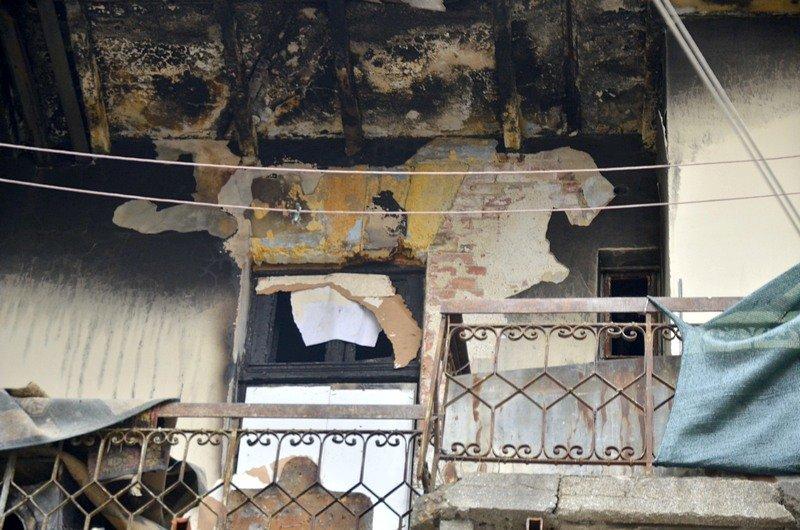 Одесские коммунальщики отказали в помощи пострадавшим на пожаре (ФОТО), фото-2