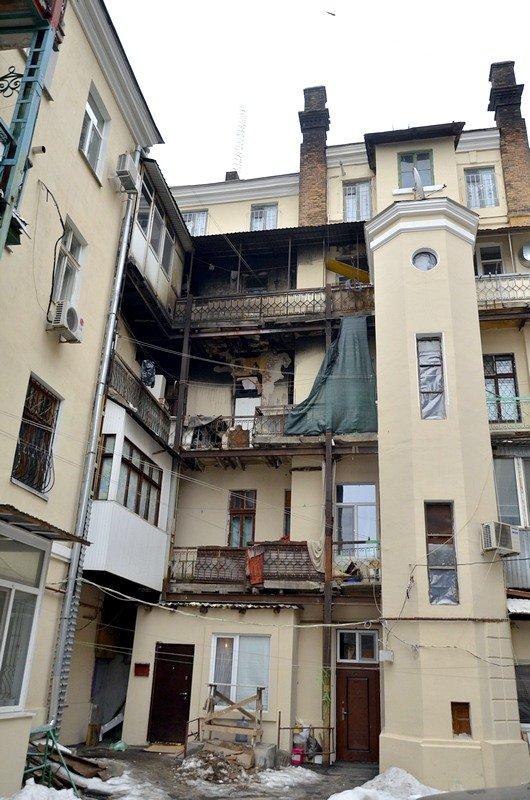 Одесские коммунальщики отказали в помощи пострадавшим на пожаре (ФОТО), фото-7