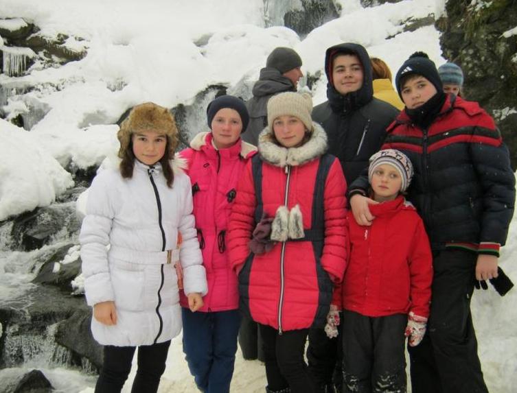 Як юні жителі Броварщини канікули в Карпатах проводили, фото-1