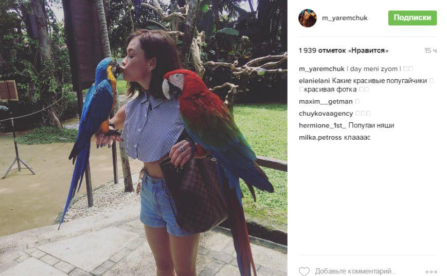 Буковинка Марія Яремчук тепер шукає щастя із папугами, фото-1