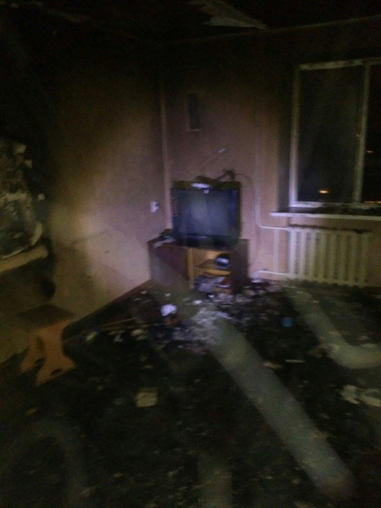 В Днепропетровской области во время пожара спасли мужчину (ФОТО), фото-2