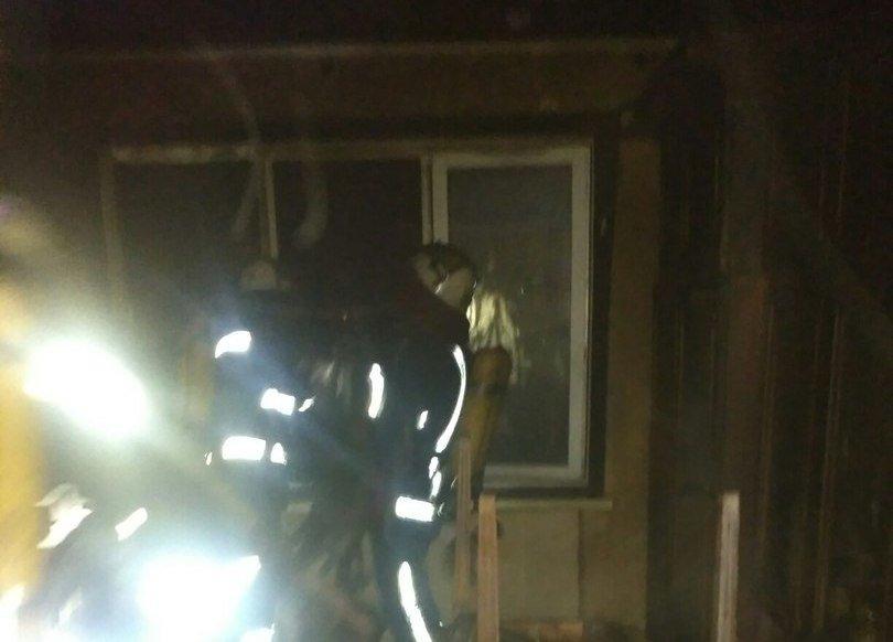 В Днепропетровской области во время пожара спасли мужчину (ФОТО), фото-1