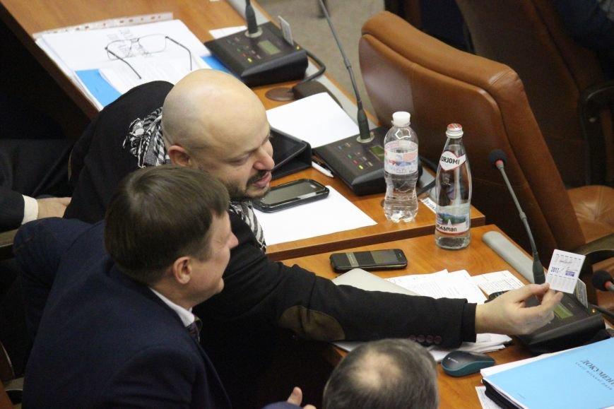 Запорожские депутаты собрались на сессию, - ФОТОРЕПОРТАЖ, фото-15